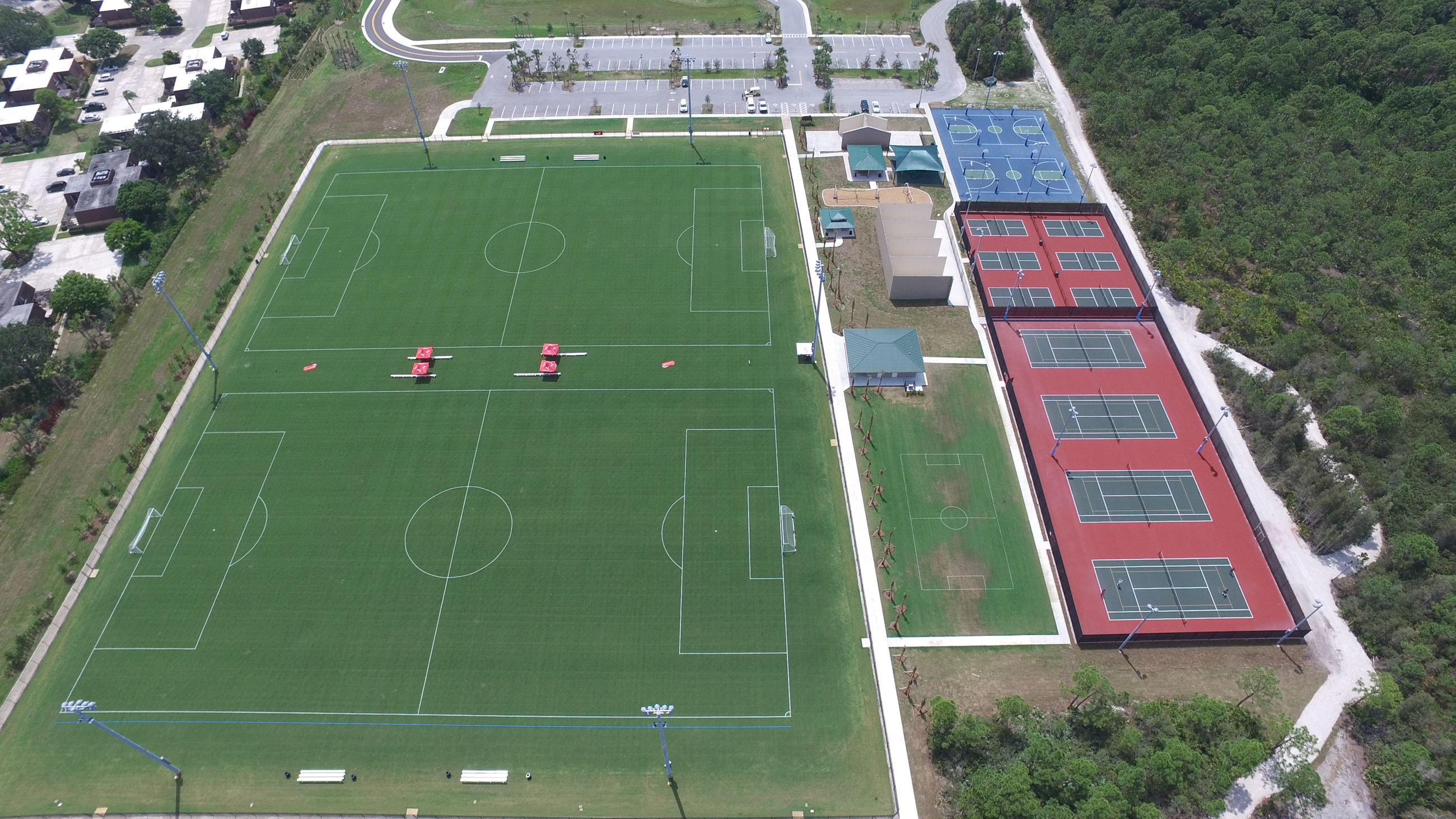 Russo Athletic Complex