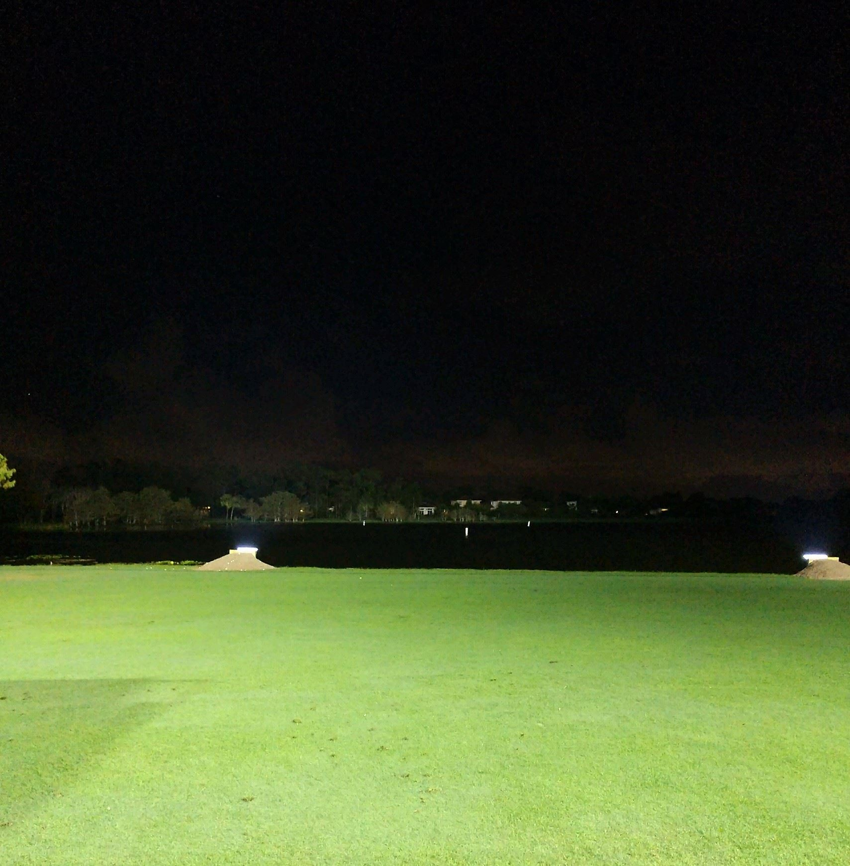 Driving Range Lights