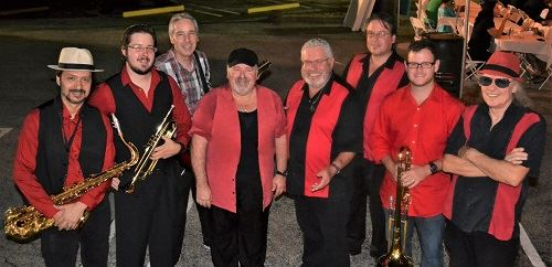 Sounds of the City, 8-piece classic rock band