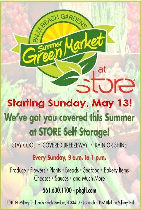 Summer GreenMarket | Palm Beach Gardens, FL - Official Website