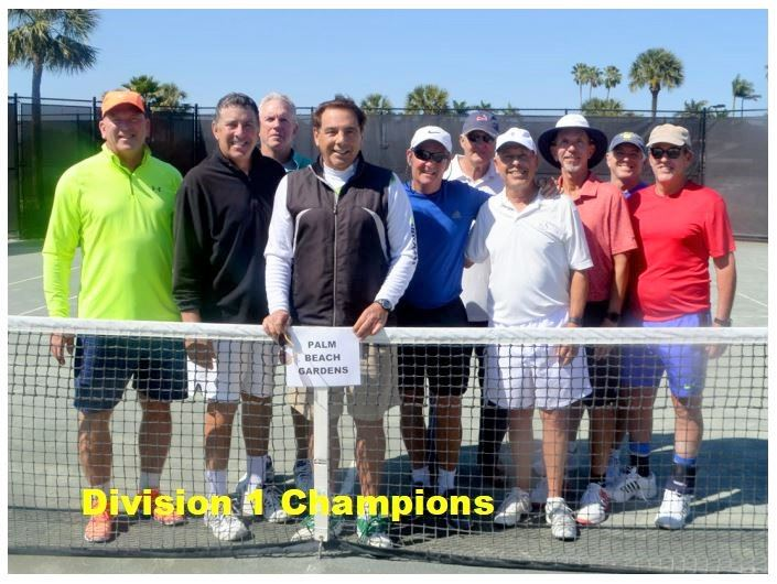 Men's Senior Championship Team 03-28-2018