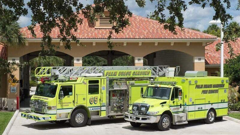 Fire Station Locations | Palm Beach Gardens, FL - Official Website