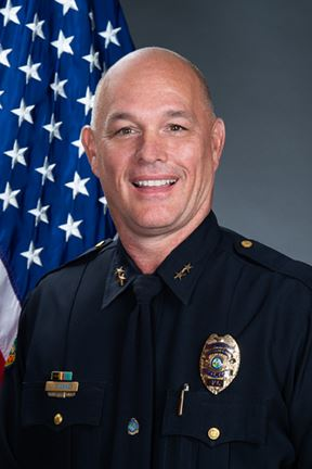 Portfolio Photo of Assistant Chief James Stormes