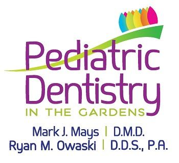 Pediatric Dentistry in the Gardens logo