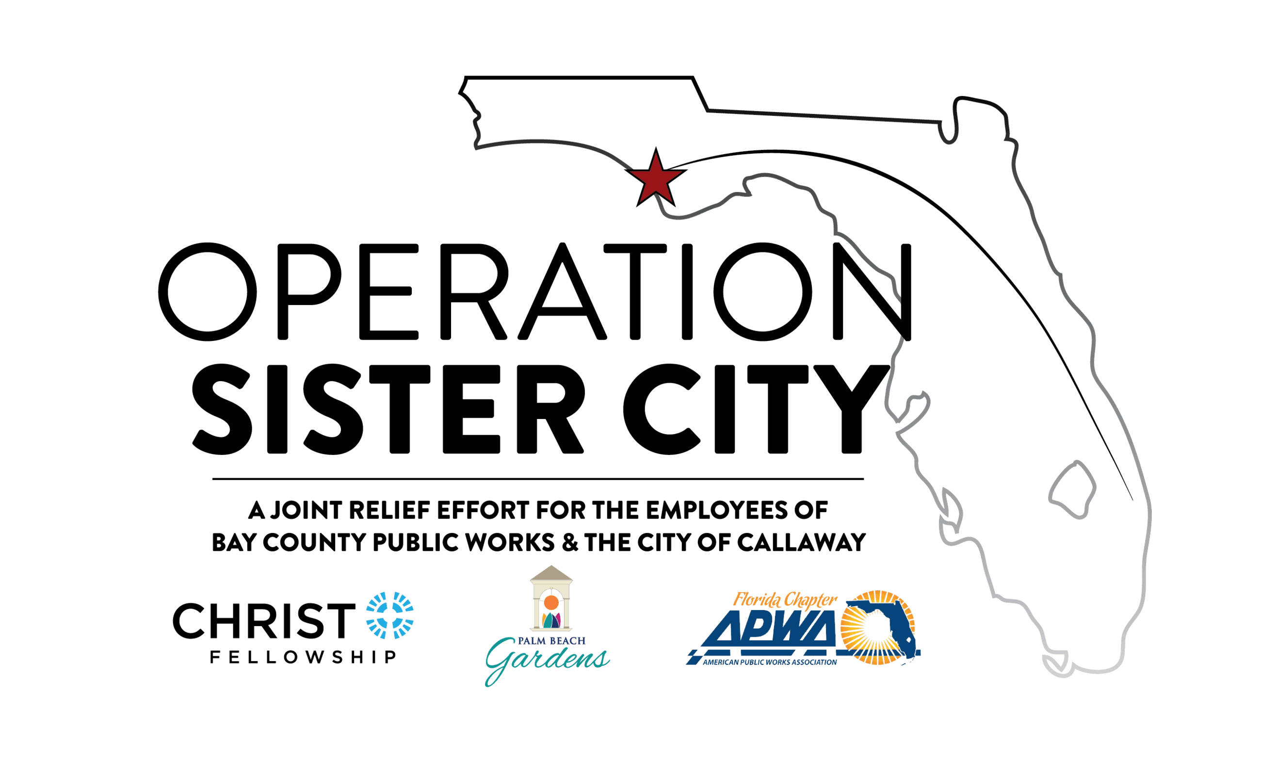 Operation Sister City Logo
