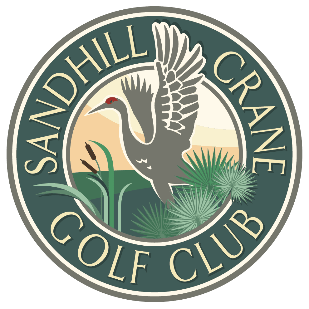 Sandhill Crane Golf Club Logo
