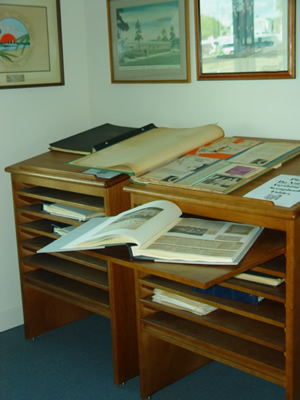 History Scrapbooks by the Palm Beach Gardens Women&#39s Club