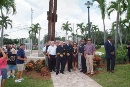 09.11.01 Memorial Plaza - Dedication