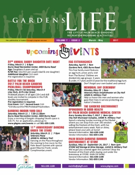 Gardens Life March-May 2017